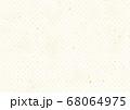 七宝柄の和紙の背景 68064975