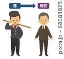元ヤンの男性 68083825