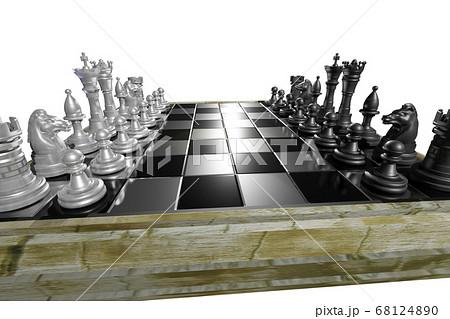 チェス(CG:透過素材) 68124890