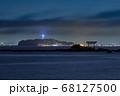 海の鳥居【真名瀬】名島と江の島【夏の夜】 68127500