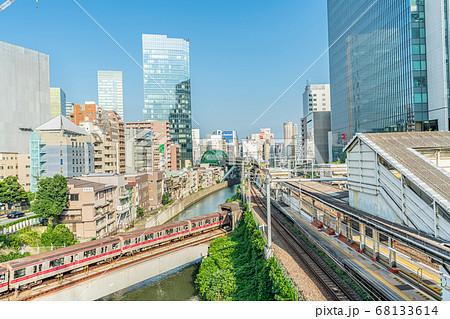 東京の都市風景 御茶ノ水駅周辺の風景 68133614