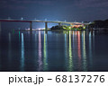 城ヶ島大橋【神奈川県三浦市】夏の夜【城ヶ島側】 68137276