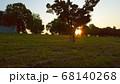 暁と樹木 68140268