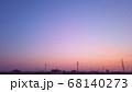 朝焼けの空 68140273
