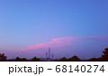 朝焼けの空 68140274