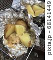 ホイル焼き ほくほくのジャガイモは最高 68141449