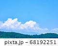 夏の空 68192251