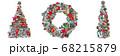クリスマス 飾り オーナメント 68215879