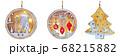 クリスマス 飾り オーナメント 68215882
