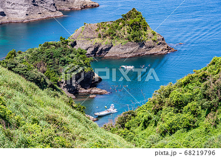 (静岡県)石廊崎ヒリゾ浜への渡し船 68219796