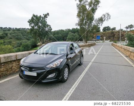 セグラのローマ橋(スペイン・ポルトガル国境) 68225530