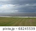 千葉県側から東京湾アクアラインの眺望 68245539