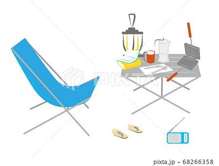 キャンプ用品 68266358