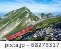 夏の唐松岳と不帰ノ嶮 68276317