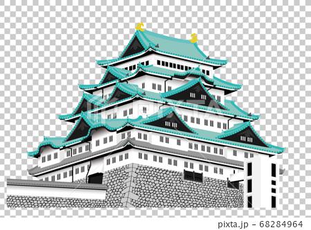 名古屋城堡城堡塔(大型城堡塔) 68284964