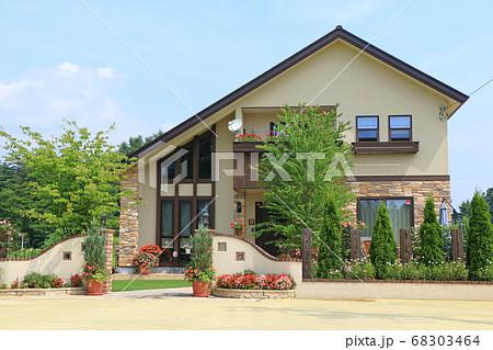 緑豊かな戸建て住宅 68303464