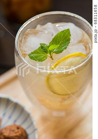夏の飲み物~自家製ジンジャエール(炭酸)~ 68311658