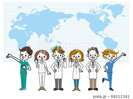 グローバル 医療 68312381