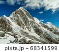 Himalaya mountains landscape 68341599