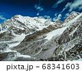 Himalaya mountains landscape 68341603