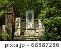 京都、高瀬川沿いにある佐久間象山先生遭難の碑 68387236