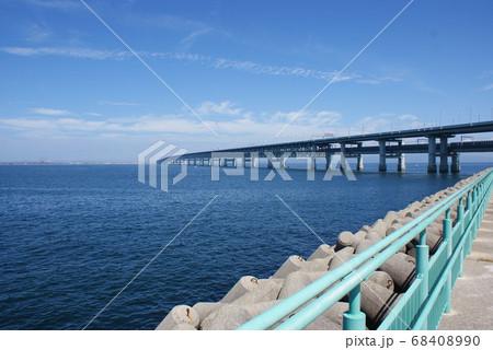 関西国際空港 連絡橋 68408990