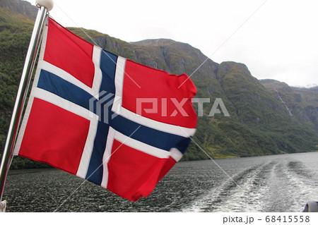 Norway(ノルウェー)フィヨルドの風景 68415558