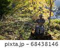 秋郷の五輪塔 68438146
