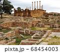ローマ・ビザンチン都市遺跡、チュブルボ・マジュス 68454003