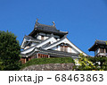 福知山城の天守閣 68463863