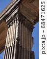 世界遺産の街並み・イタリア・チボリ・びっらアドリアー 68471625