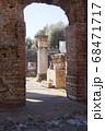 世界遺産の街並み・イタリア・チボリ・びっらアドリアー 68471717