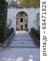 世界遺産の街並み・イタリア・チボリ・ビラエステ 68471826