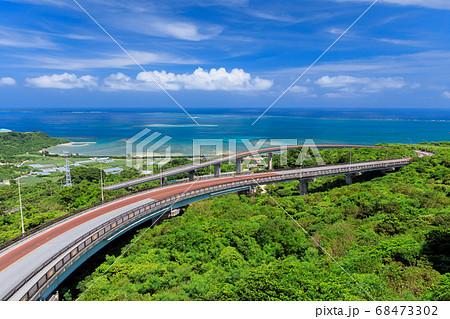 沖縄_ニライカナイ橋の絶景 68473302