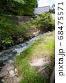 日本一の湧出量を誇る「草津温泉」 標高1200mに広がる山の中の温泉 68475571