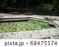 日本一の湧出量を誇る「草津温泉」 標高1200mに広がる山の中の温泉 68475574