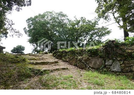 美濃金山城(本丸小天守下の穴蔵跡) 68480814