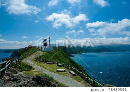 神威岬灯台 (北海道 積丹町) 68489341