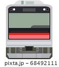 ドット絵風の205系(仙石線) 68492111