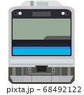 ドット絵風の205系(仙石線) 68492122