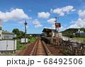 参宮線 五十鈴ケ丘駅 68492506