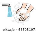 手洗い 68503197