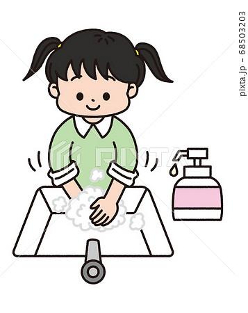 手洗い 68503203