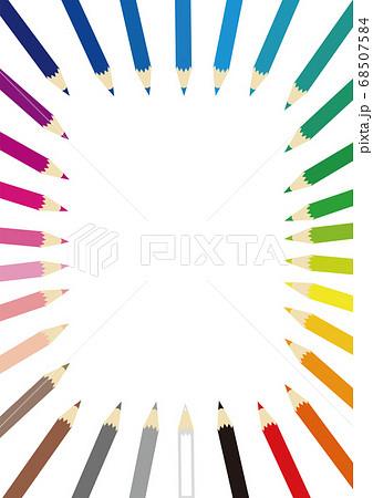 色鉛筆 68507584