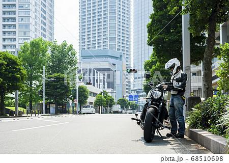 バイクライフ ライダーとバイク 横浜市 68510698