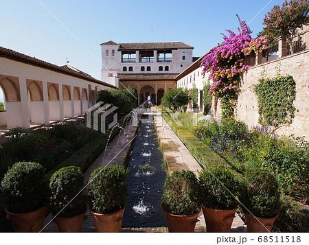スペインの旅(アルハンブラ宮殿) 68511518