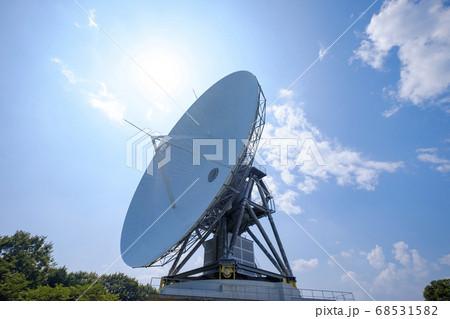 宇宙科学教育センターのパラボラアンテナ 68531582