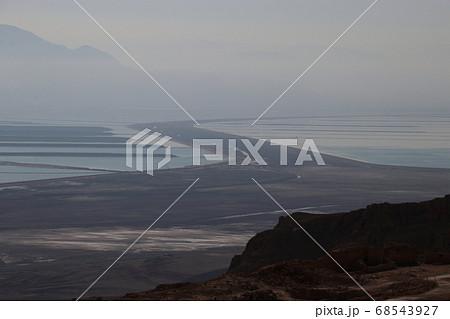 マサダ国立公園と死海 68543927