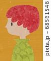 赤毛の女の子 68561546