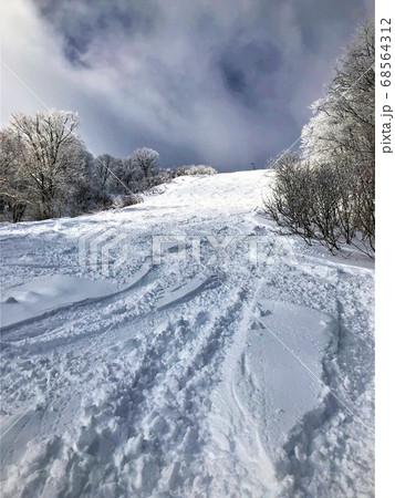 コルチナスキー場 新雪 68564312